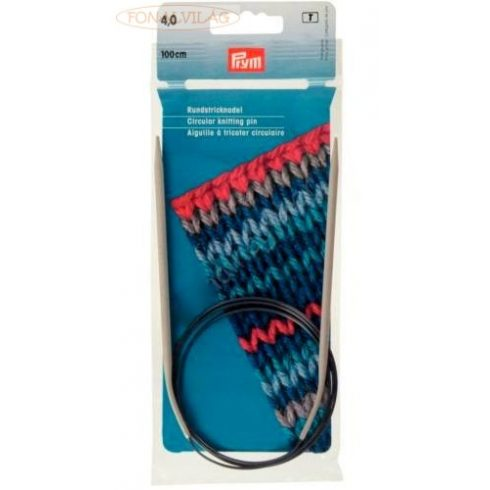 Prym Körkötőtű, 100cm - 4,5mm
