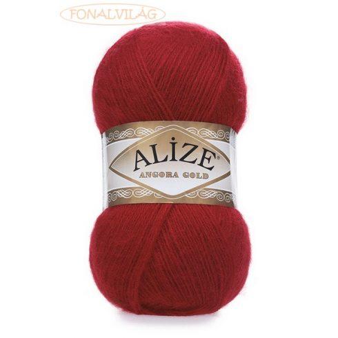 Alize ANGORA GOLD- Piros