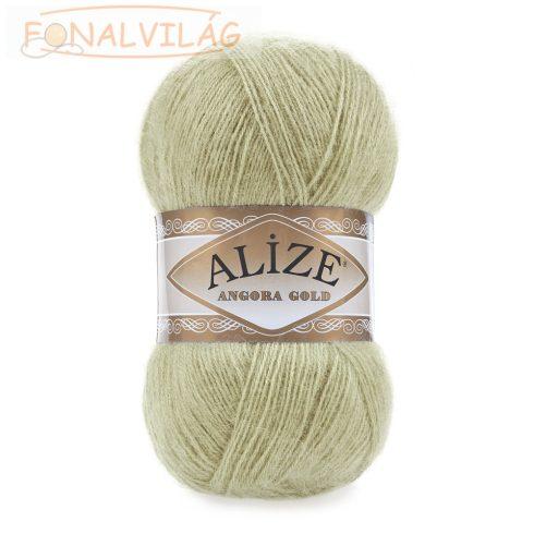 Alize ANGORA GOLD- Pasztell zöld