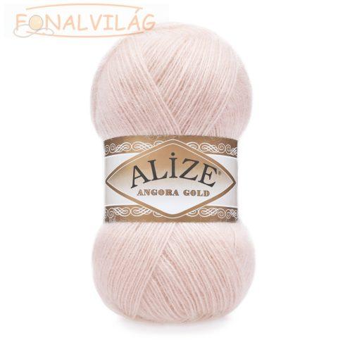 Alize ANGORA GOLD - Gyöngyház rózsaszín