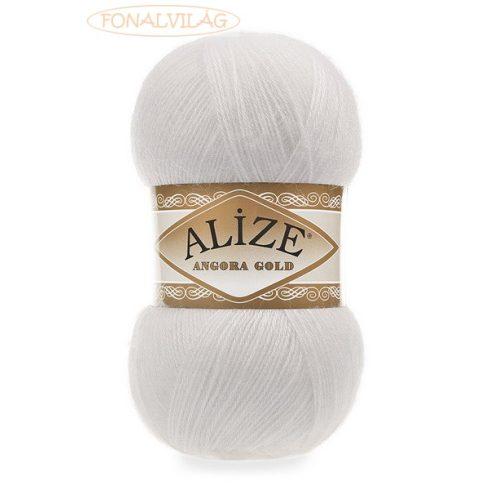 Alize ANGORA GOLD-Fehér