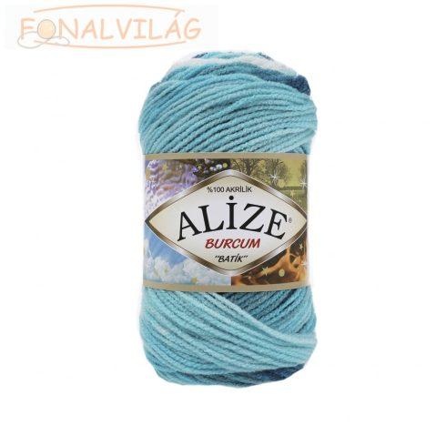 Alize BURCUM BATIK - Kék-fehér melír