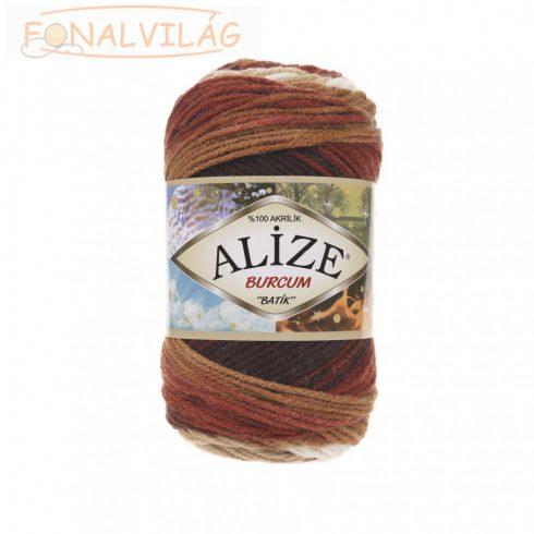 Alize BURCUM BATIK -Drapp-mogyoró-barna