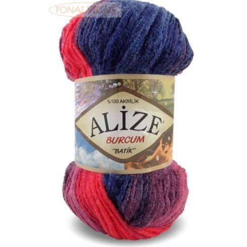 Alize BURCUM BATIK -Sötétkék, mályva, pink