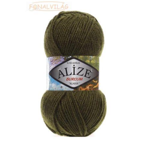 Alize BURCUM KLASIK - Sötét zöld