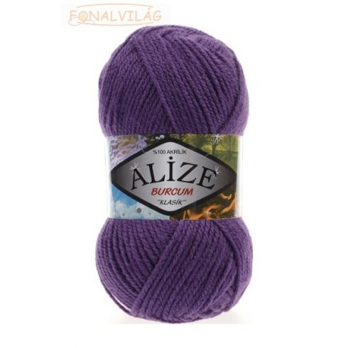Alize BURCUM KLASIK - Lila