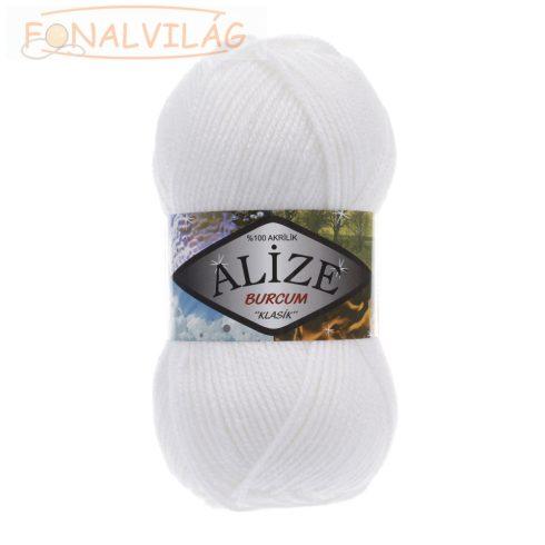 Alize BURCUM KLASIK - Fehér