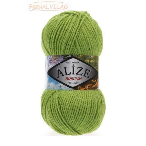 Alize BURCUM KLASIK - Zöld