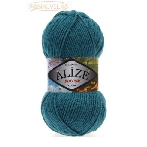 Alize BURCUM KLASIK - Petrol kék
