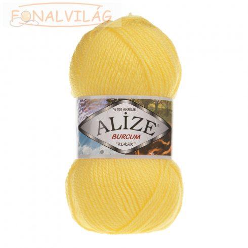 Alize BURCUM KLASIK - Sötét sárga