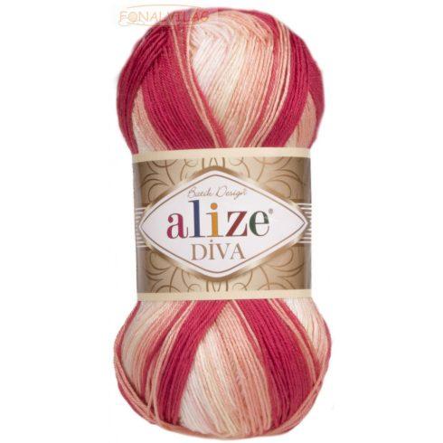 Alize DÍVA BATIK -Pink-rózsaszín melír