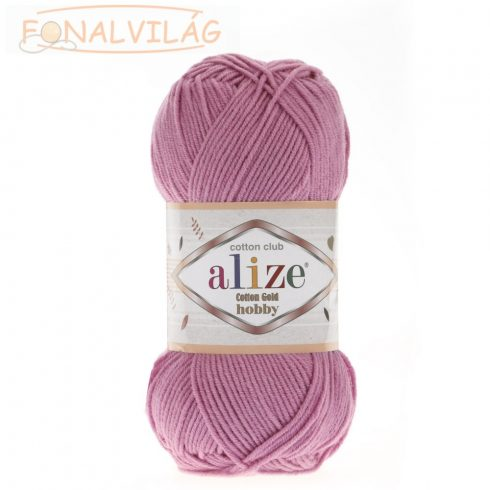 Cotton Gold Hobby - Pink