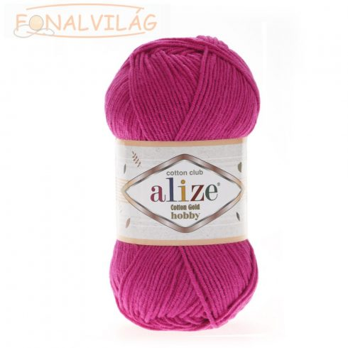 Cotton Gold Hobby - Fukszia