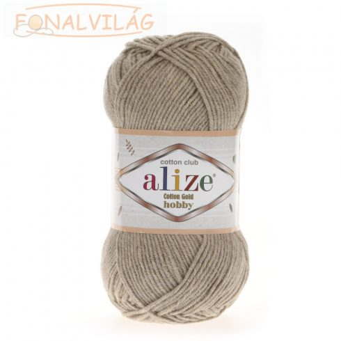 Cotton Gold Hobby - Bézs melange