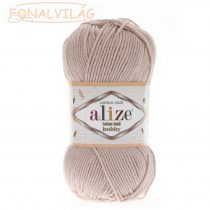 Cotton Gold Hobby - Púder rózsaszín