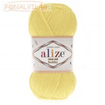 Cotton Gold Hobby - Világos sárga
