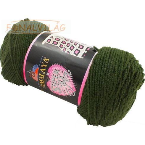 SUPER SOFT - Sötét zöld