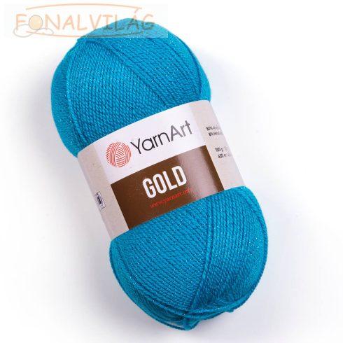 YarnArt Gold- Türkiz