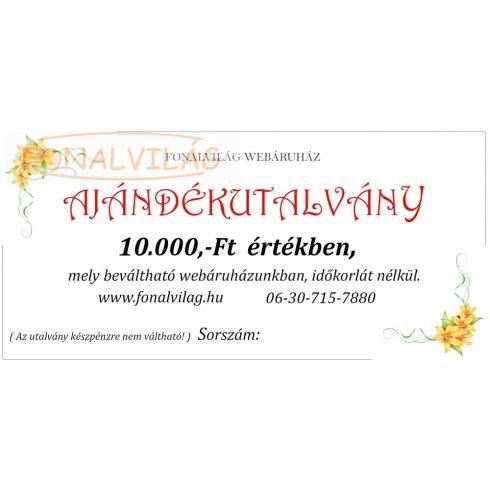 Ajándékutalvány-10000