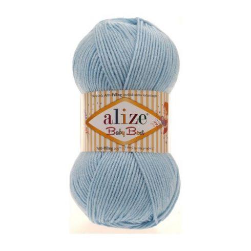 Alize BABY BEST Anti-Pilling- Kék