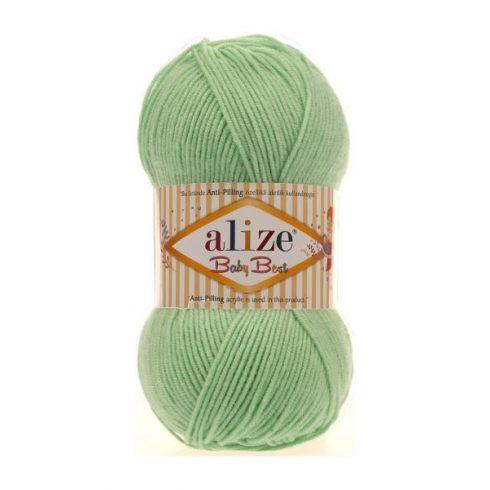Alize BABY BEST Anti-Pilling- Almazöld