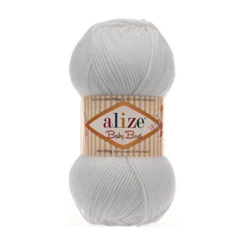 Alize BABY BEST Anti-Pilling-Fehér