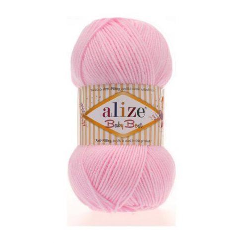 Alize BABY BEST Anti-Pilling- Babarózsaszín