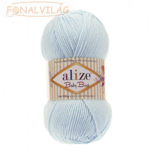Alize BABY BEST Anti-Pilling- Világos türkiz