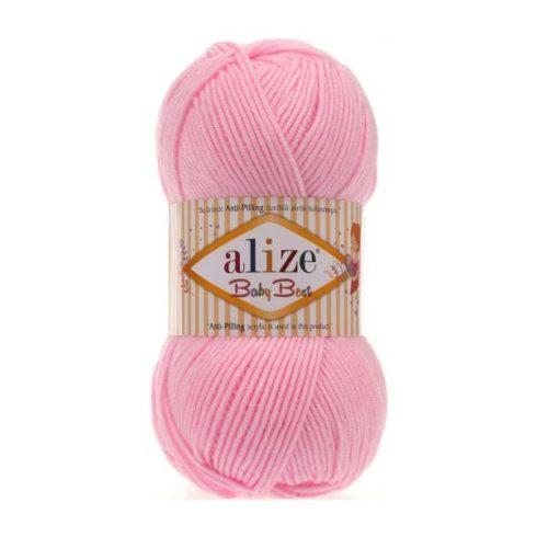 Alize BABY BEST Anti-Pilling - Élénk rózsaszín