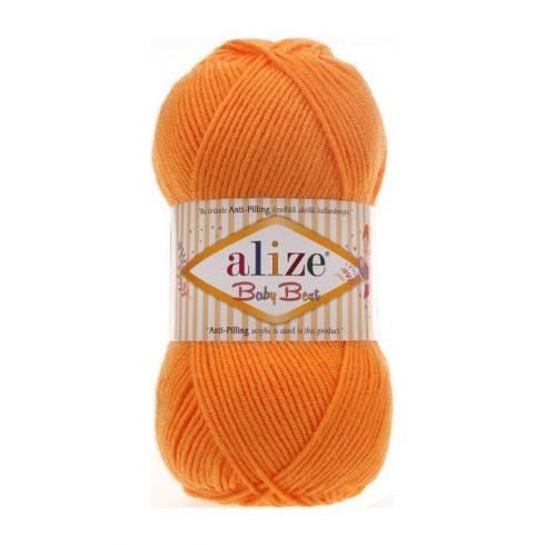 Alize BABY BEST Anti-Pilling- Narancs