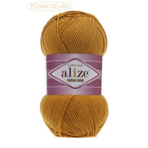 Alize COTTON GOLD - Mustár