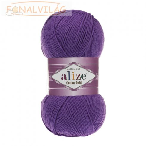 Alize COTTON GOLD - Lila