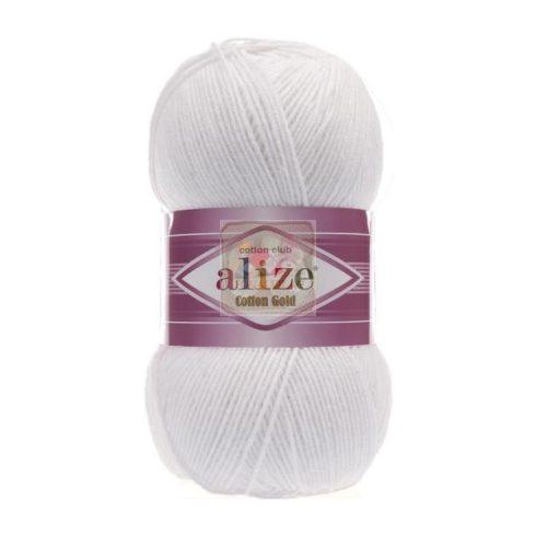 Alize COTTON GOLD - Fehér
