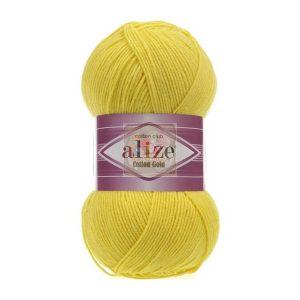 Alize COTTON GOLD - Sárga