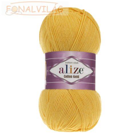 Alize COTTON GOLD - Sötét sárga