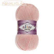 Alize COTTON GOLD - Púder rózsaszín
