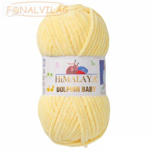 Dolphin Baby - Világos sárga