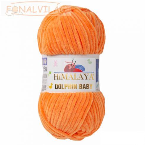 Dolphin Baby - Narancs