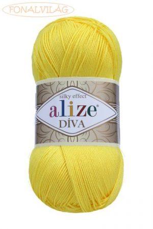 Alize DÍVA - Sárga