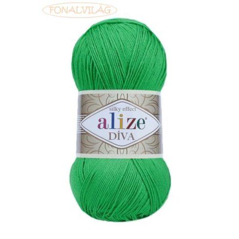 Alize DÍVA - Smaragd zöld