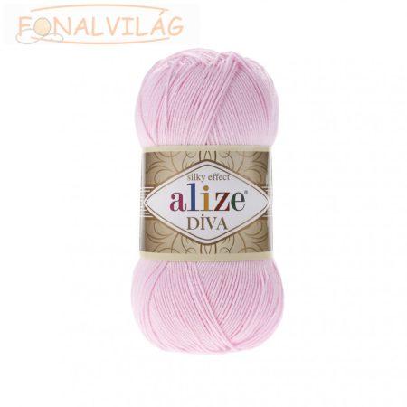 Alize DÍVA - Világos rózsaszín