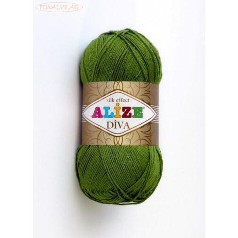 Alize DÍVA - Zöld
