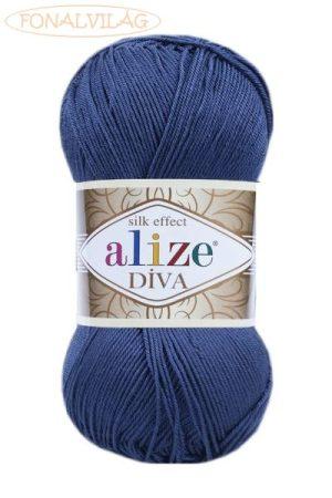 Alize DÍVA - Indigó kék