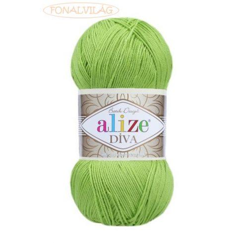 Alize DÍVA - Világos zöld