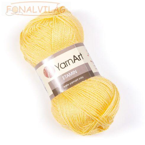 ETAMIN-Világos sárga