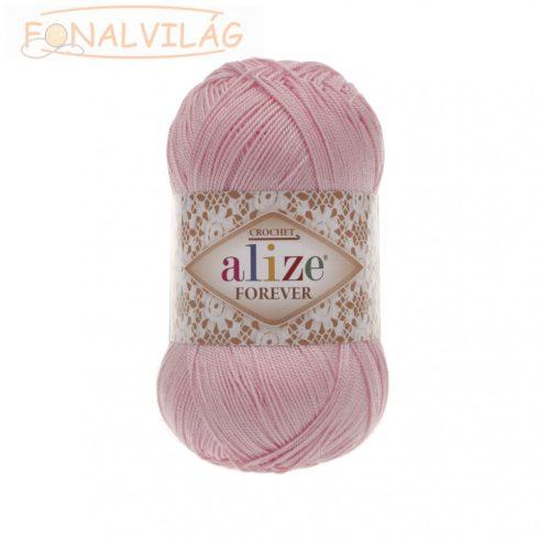 Alize FOREVER  horgoló és kötőfonal - Rózsaszín