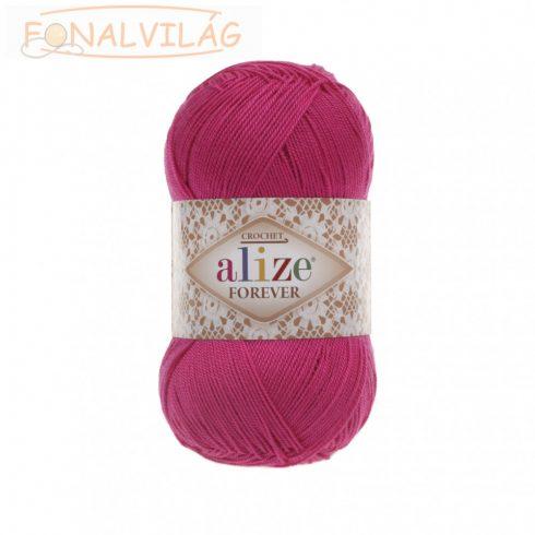 Alize FOREVER  horgoló és kötőfonal - Pink