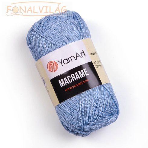 MAKRAMÉ FONAL- Világos kék