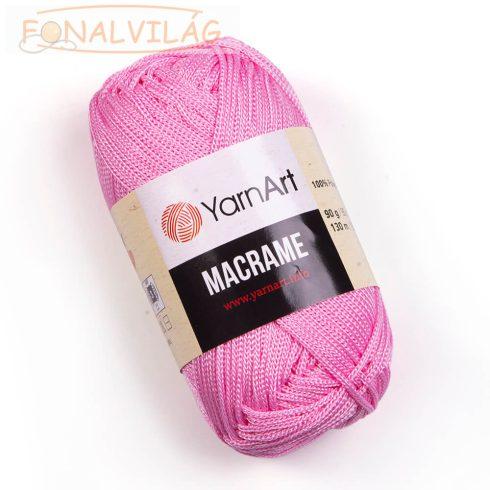 MAKRAMÉ FONAL- Rózsaszín