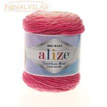 Superlana Maxi Long Batik - Halvány rózsaszín- rózsaszín